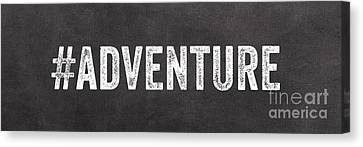 Adventure  Canvas Print by Linda Woods