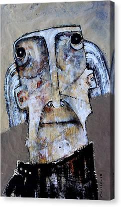 Aetas No 1 Canvas Print by Mark M  Mellon