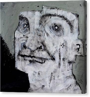Aetas No 10 Canvas Print by Mark M  Mellon