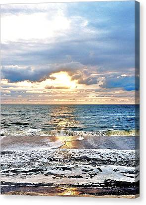 After The Storm 3 Canvas Print by Kim Bemis