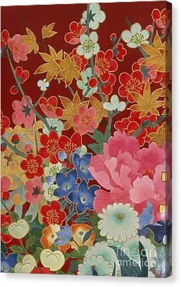 Agemaki Crop I Canvas Print by Haruyo Morita