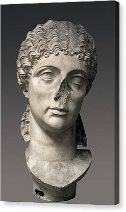 Agrippina The Elder 14bc-33. Prominent Canvas Print by Everett