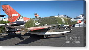 Airplane - 11 Canvas Print by Gregory Dyer
