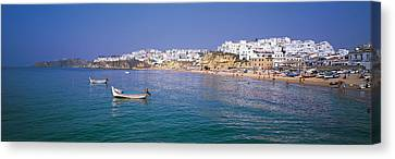 Albufeira Algarve Portugal Canvas Print by Panoramic Images