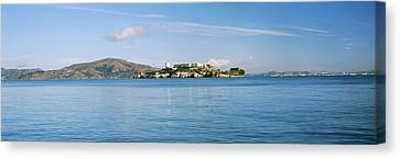 Alcatraz Island, San Francisco Canvas Print by Panoramic Images