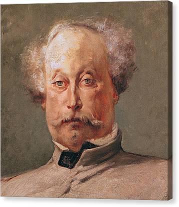 Alexandre Dumas Canvas Print by Georges Clairin