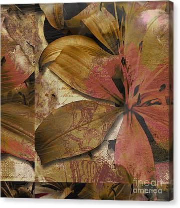 Alexia IIi Canvas Print by Yanni Theodorou