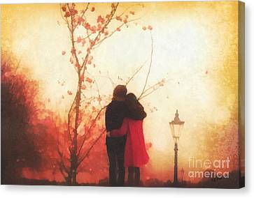All You Need Canvas Print by Mo T