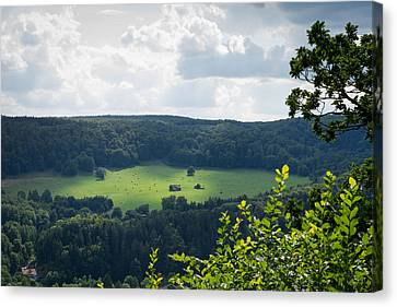Altenbrak - Boeser Kleef Canvas Print by Andreas Levi
