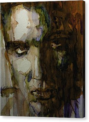 Always On My Mind Canvas Print by Paul Lovering