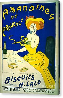 Amandines De Provence 1900 Canvas Print by Padre Art
