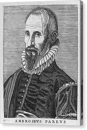 Ambrose Pare (1517?-1590) Canvas Print by Granger
