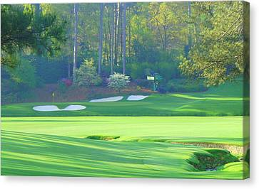 Amen Corner  Canvas Print by Bo  Watson