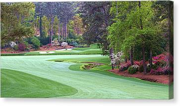 Amen Corner Canvas Print by Tim Schmidt