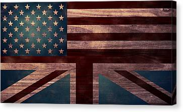 American Jack I Canvas Print by April Moen