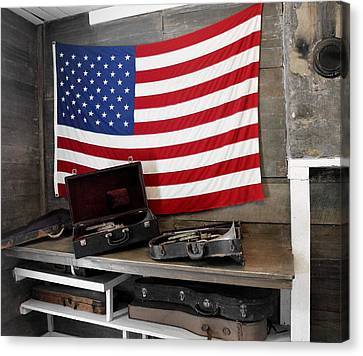 American Tradition Canvas Print by JAMART Photography