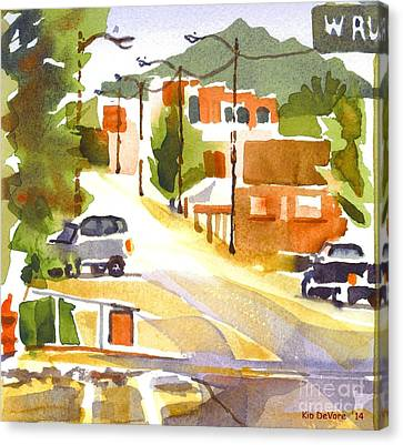 Americana Canvas Print by Kip DeVore