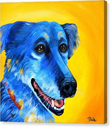 Amigo Canvas Print by Debi Starr