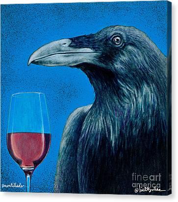 Amontillado... Canvas Print by Will Bullas