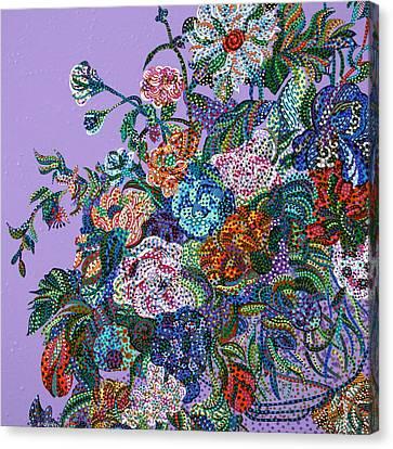 An Accolade Canvas Print by Erika Pochybova