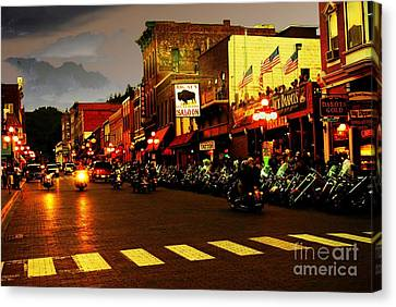 An American Dream Canvas Print by Anthony Wilkening