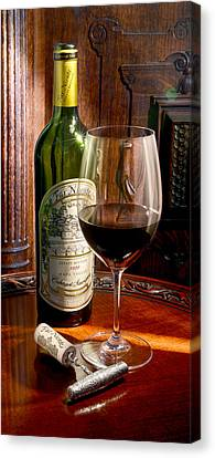 An Evening With Far Niente Canvas Print by Jon Neidert