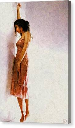 And Now What... Canvas Print by Gun Legler