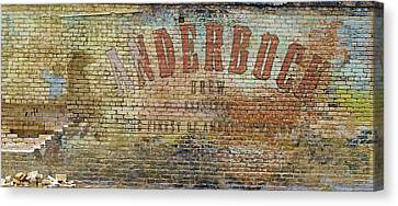 Anderbock Brew Canvas Print by John Babis