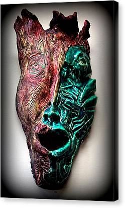Angeni- Spirit Canvas Print by Wynter Peguero