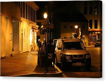 Annapolis Md - 121230 Canvas Print by DC Photographer