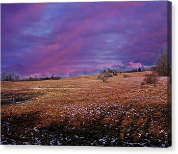Another Day Canvas Print by Barbara S Nickerson