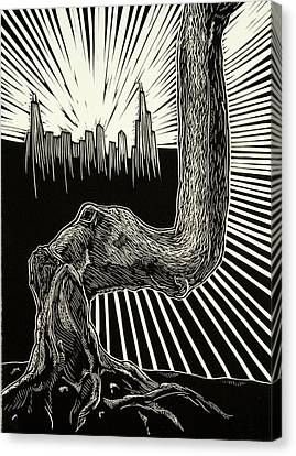 Anyway Canvas Print by David Honaker
