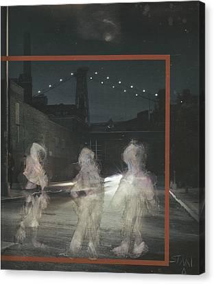 Aperason Canvas Print by Dennis Stahl