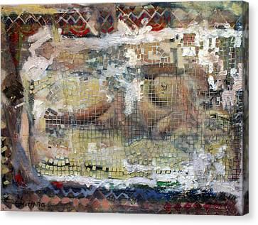 Aphrodite Canvas Print by Tom Smith