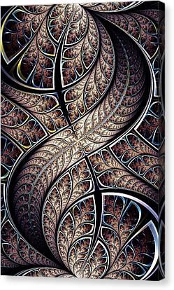 Apophis Canvas Print by Anastasiya Malakhova