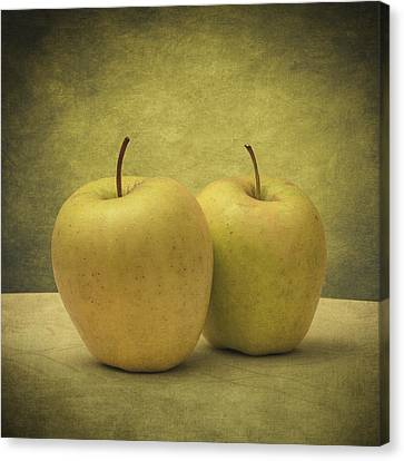 Apples Canvas Print by Taylan Soyturk