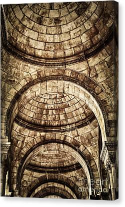 Arches Canvas Print by Elena Elisseeva