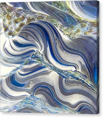 Arctic Canvas Print by Jubilant  Art