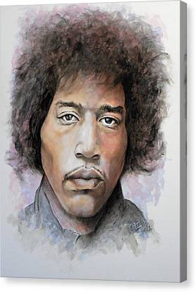 Are You Experienced Canvas Print by William Walts
