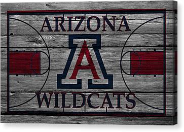 Arizona Wildcats Canvas Print by Joe Hamilton