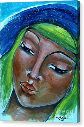 Arsinoe Canvas Print by Maya Telford