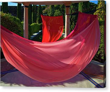 Art Installation Canvas Print by Panoramic Images