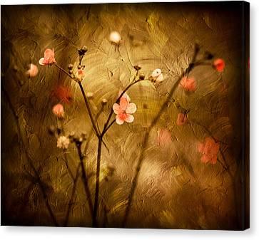 Art Of Depression Canvas Print by Georgiana Romanovna