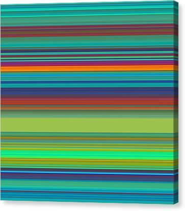 Art Wave 990 Canvas Print by Ricki Mountain