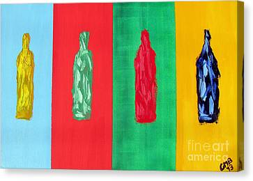 Artists Delight Canvas Print by Greg Mason Burns