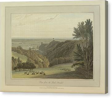 Arundel Canvas Print by British Library