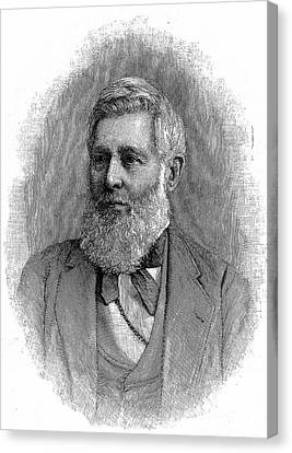Asa Gray Canvas Print by Universal History Archive/uig