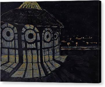 Asbury Park Canvas Print by Robert Diken