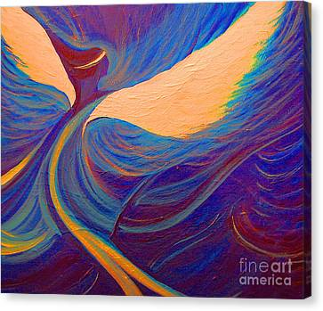 Ascension By Jrr Canvas Print by First Star Art
