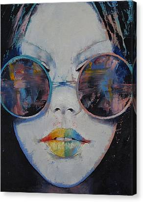 Asia Canvas Print by Michael Creese